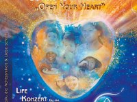 Open Your Heart Poster